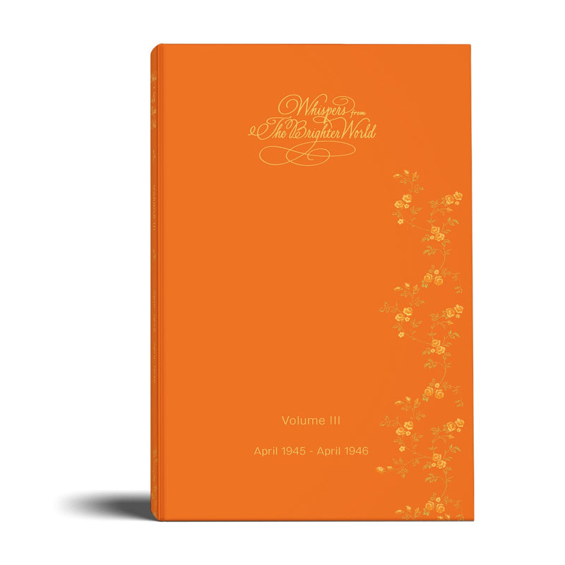Whispers from The Brighter World, 1944- Special Edition - English (PRE-ORDER)
