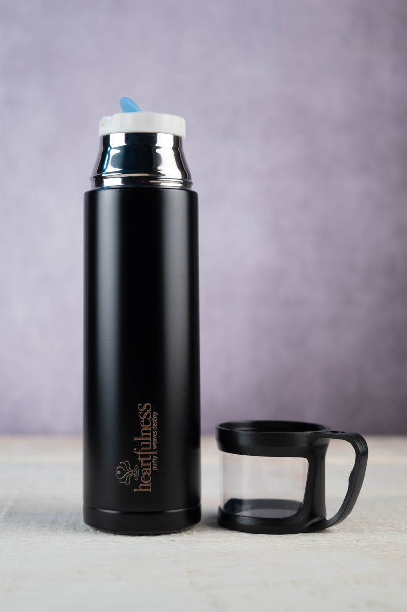 Heartfulness Stainless Steel flask