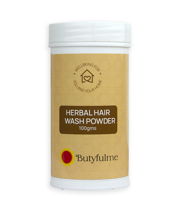 Butyfulme Magizham Herbal Hair Wash Powder 100gms - Pack of 2