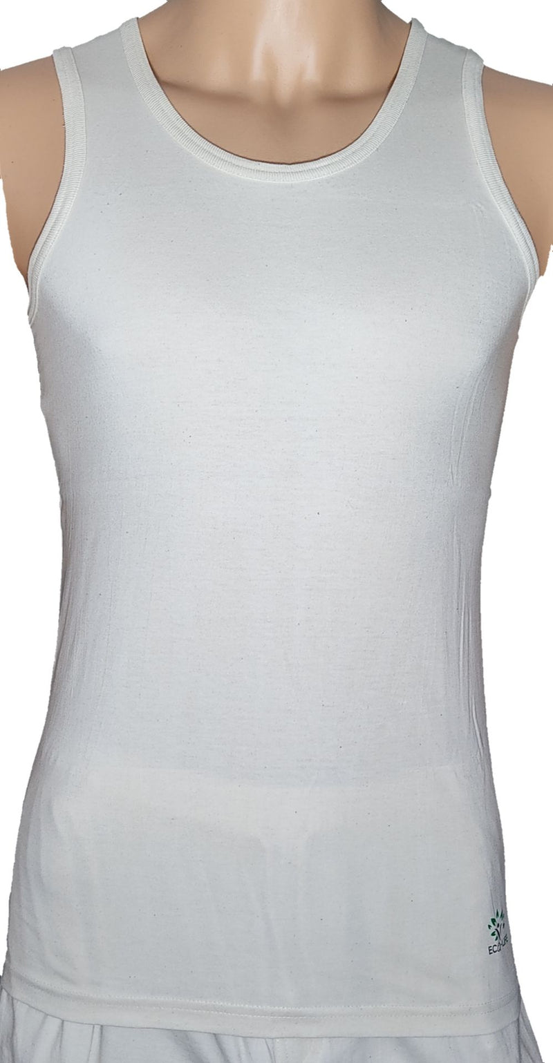 organic cotton, mens vest, clothing, inner wear