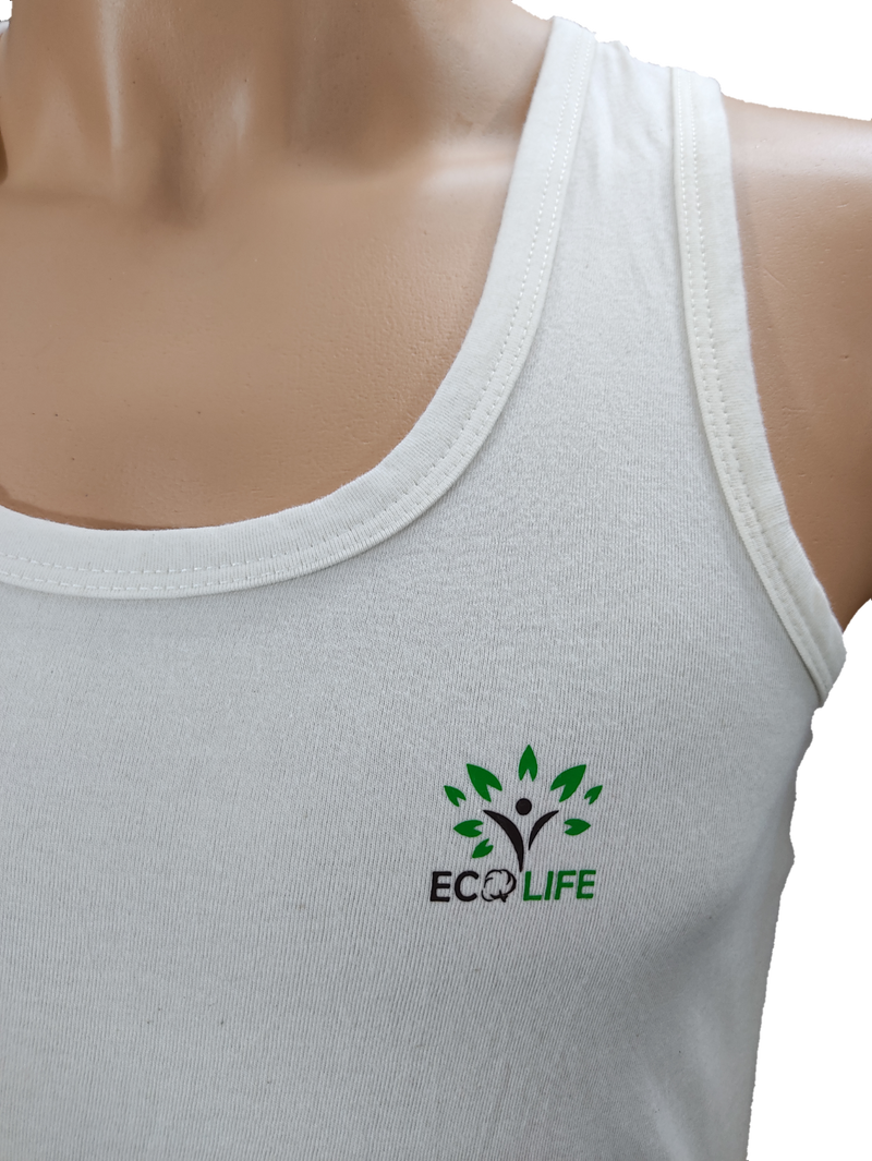 organic cotton, kids vest, clothing, inner wear, ecolife