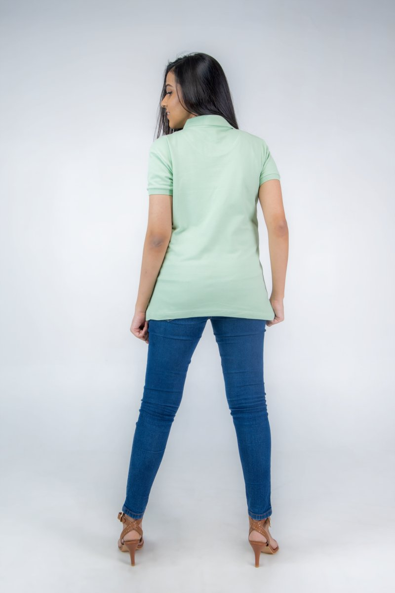 HFN Womens Polo T-Shirt