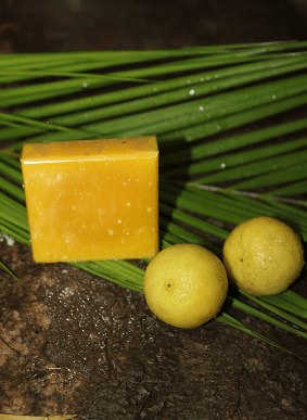 Butyfulme Coconut oil and Shea butter lime- Natural Soap