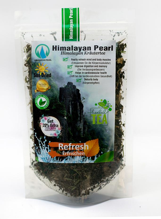 Himalayan Pearl Herbal Tea Refresh - hfnl!fe