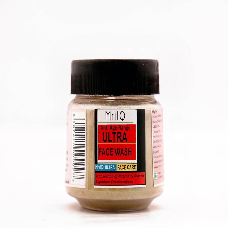 Mrilq Ultra Face Wash