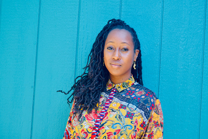 Afternoon Coffee: Racial Justice & Environmentalism With Teju Adisa-Farrar
