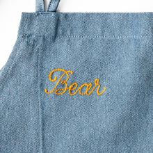 Load image into Gallery viewer, Good Apron | In Upcycled Denim