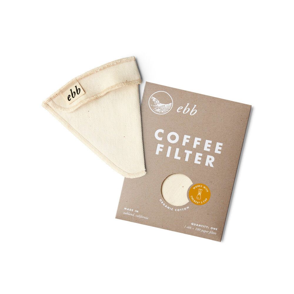 Ebb Filter | Compatible with Chemex® 3 Cup