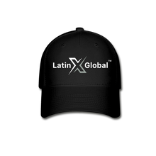 Load image into Gallery viewer, Latin-X-Global Cap - black