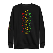 Load image into Gallery viewer, Kwanzaa Sweatshirt