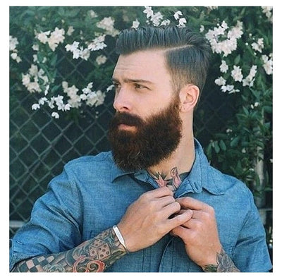 USB Rechargeable Beard & Hair Clippers