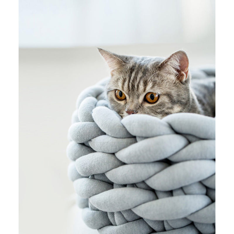 Braided Soothing Pet Bed