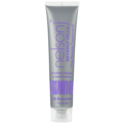 NEW ARRIVAL - The Purple Treatment for Blondes- 1oz - Travel Size