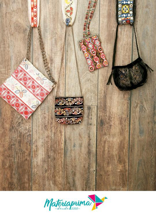 Cartera Hippie Chic