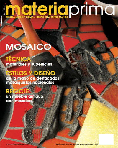 Revista Materiaprima 85 - Digital