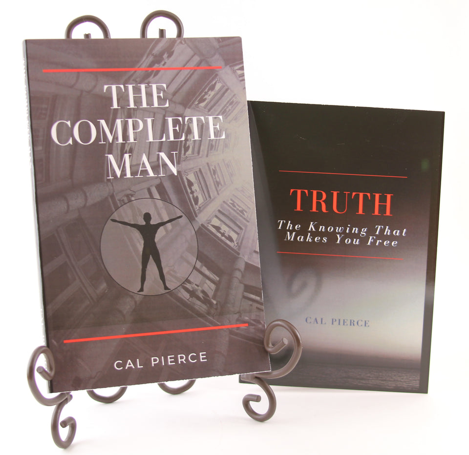 The Complete Man book