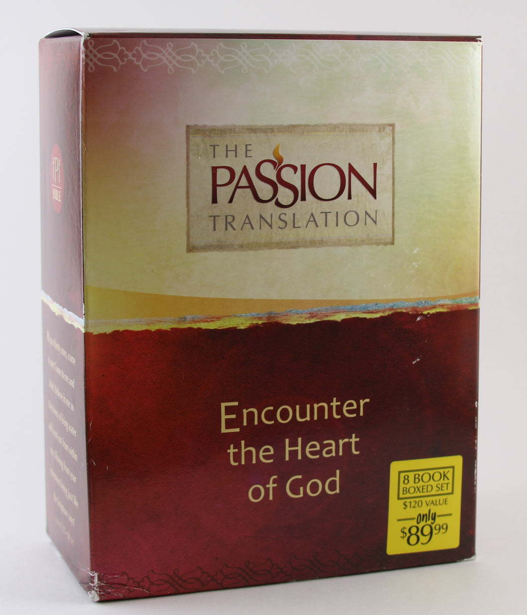 The Passion Translation 12-in-1 Collection: Encounter the Heart of God (Paperback)