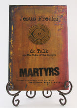Load image into Gallery viewer, Jesus Freaks: Martyrs: Stories of Those Who Stood for Jesus: The Ultimate Jesus Freaks Paperback