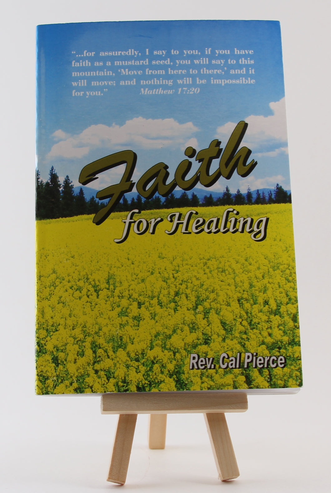 Faith for Healing - Booklet
