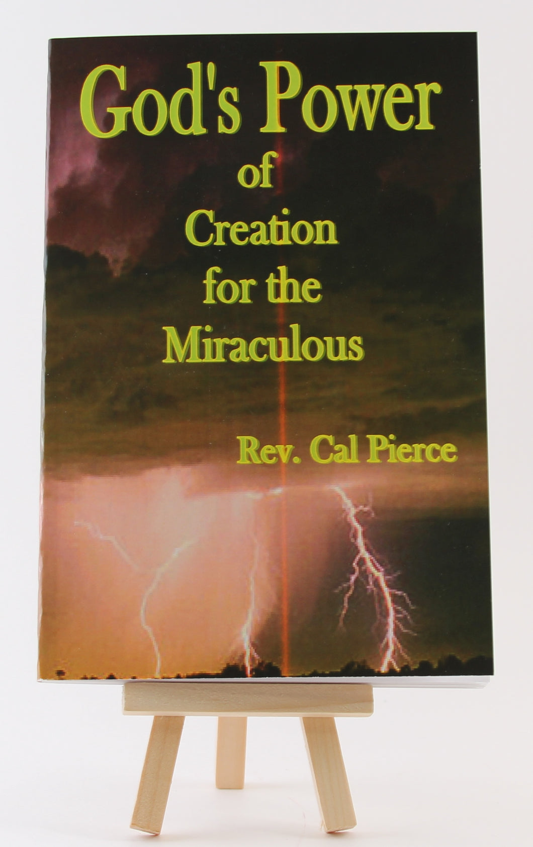 God`s Power of Creation for the Miraculous - Booklet