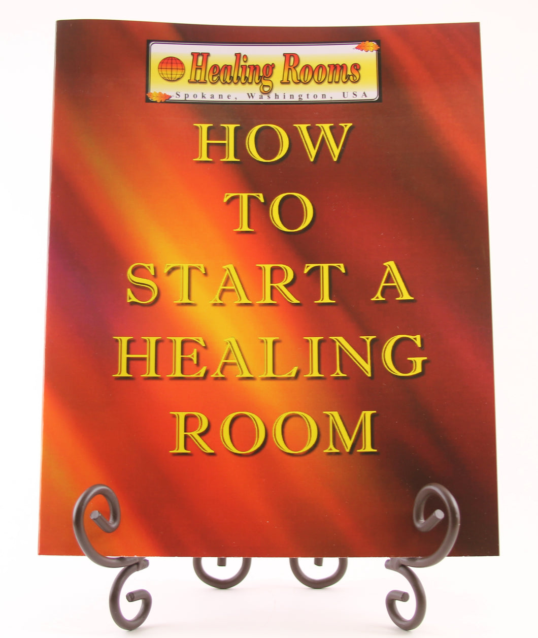 How to Start Healing Rooms