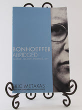 Load image into Gallery viewer, Bonhoeffer Abridged