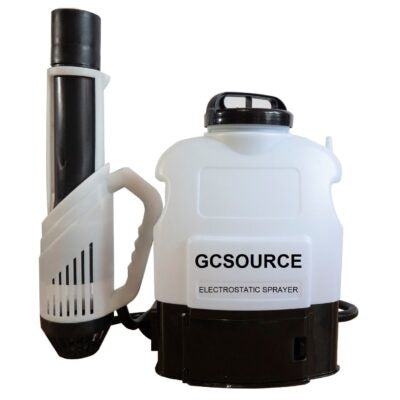 UV Cold Backpack Sprayer cordless w/ Lithium battery operated
