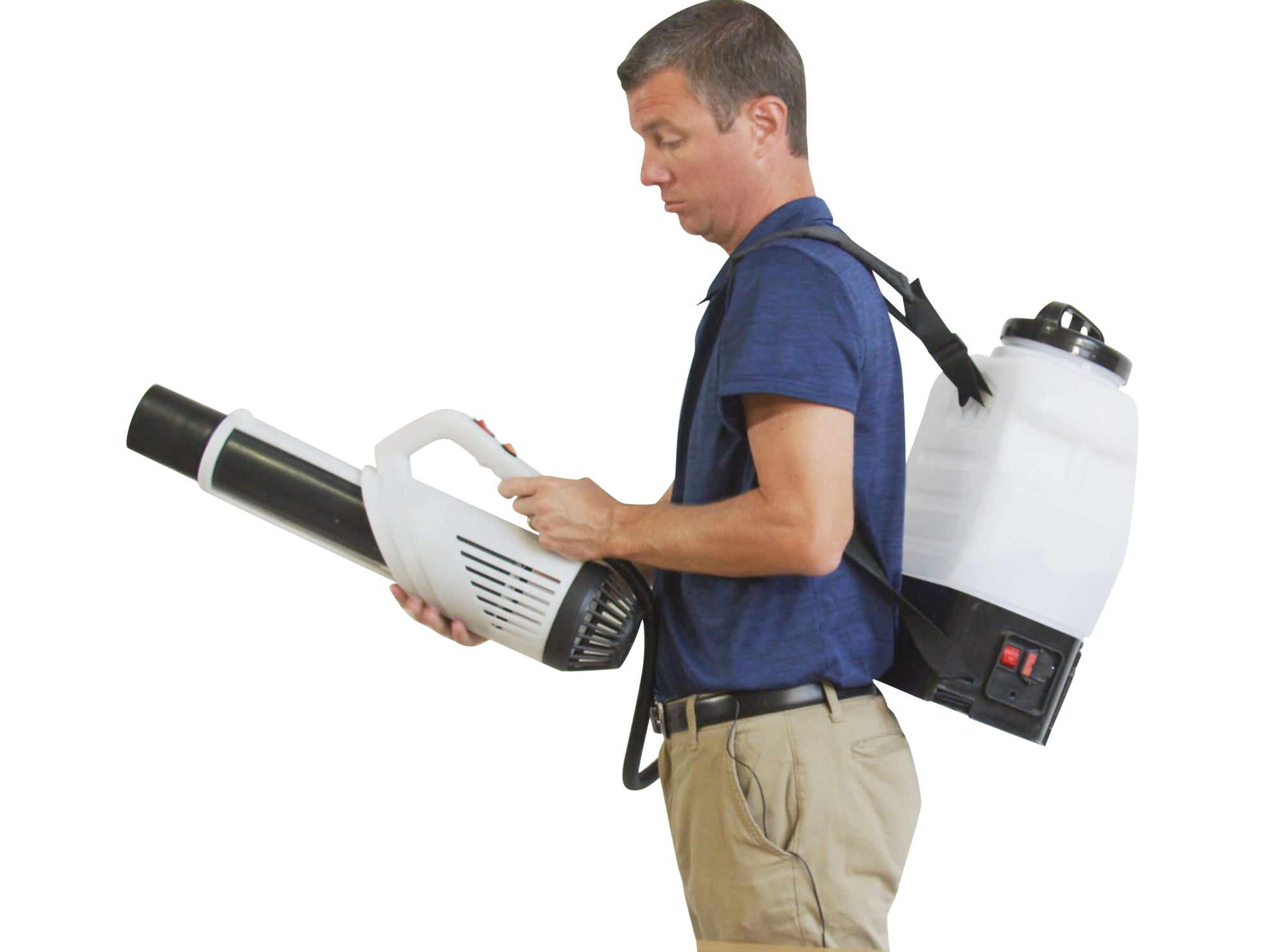 Electrostatic Disinfectant Sprayer Backpack Cordless