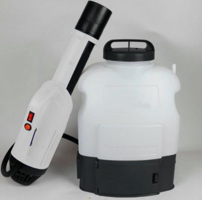 Cordless Electrostatic Disinfectant Sprayer Backpack  - Mask It Now
