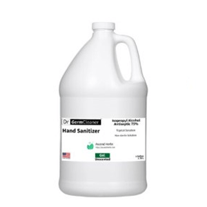 Dr Germ Cleaner Hand Disinfectant (1 Gallon) - Mask It Now