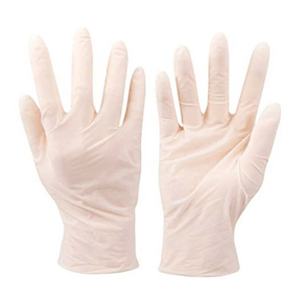 Latex Powder-Free Gloves (10-Pack) - Mask It Now