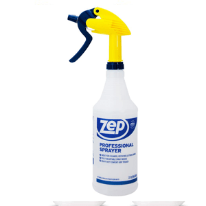Plastic Zep Industrial Spray Bottle (48oz) - Mask It Now