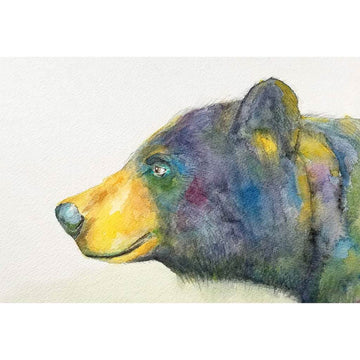 Golden Nose Bear