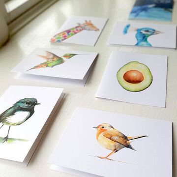 Notecards: Set of 6