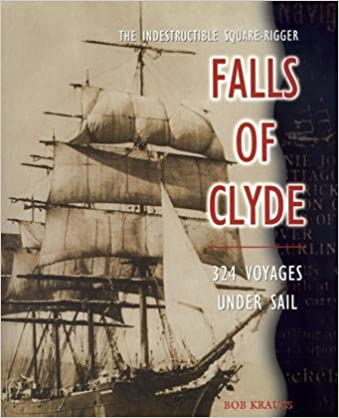 Falls of Clyde: 324 Voyages Under Sail