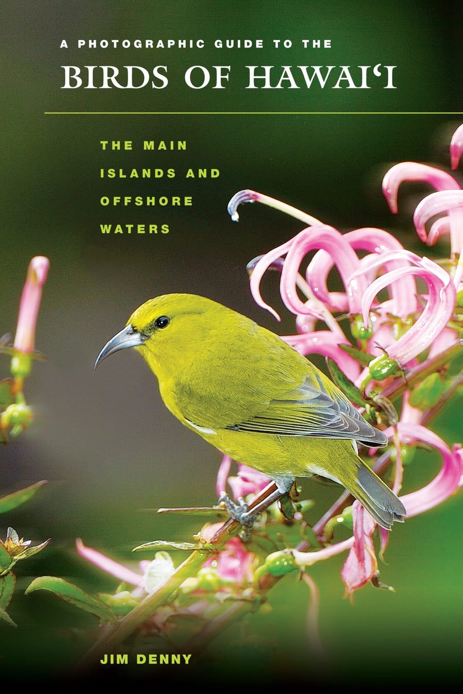 Photographic Guide To The Birds of Hawaiʻi, A