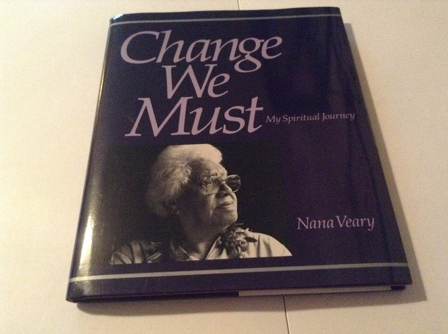 Change We Must: My Spiritual Journey (Hardcover)