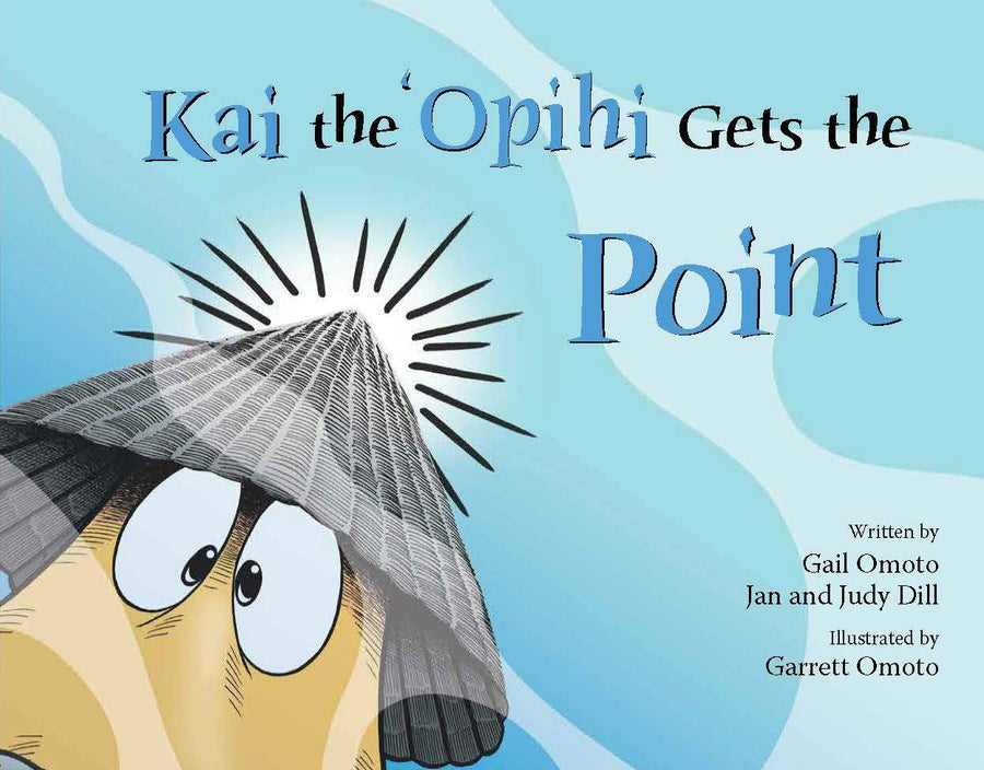 Kai the 'Opihi Gets the Point