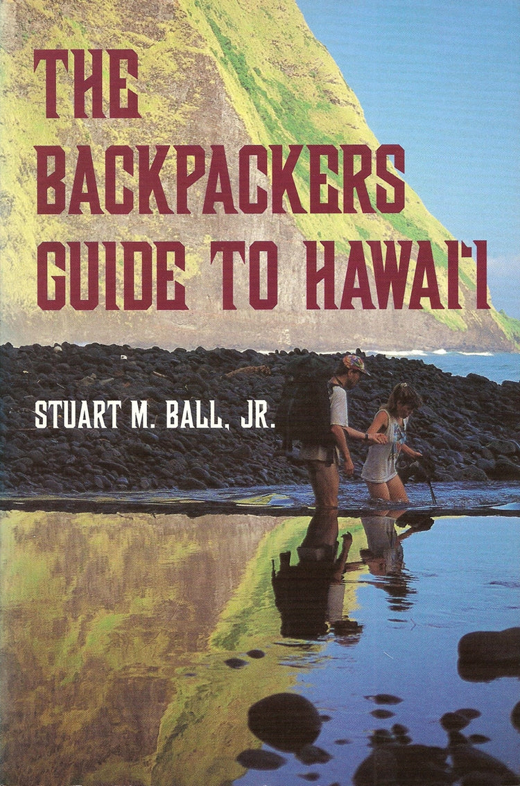 Backpacker's Guide to Hawaiʻi, The