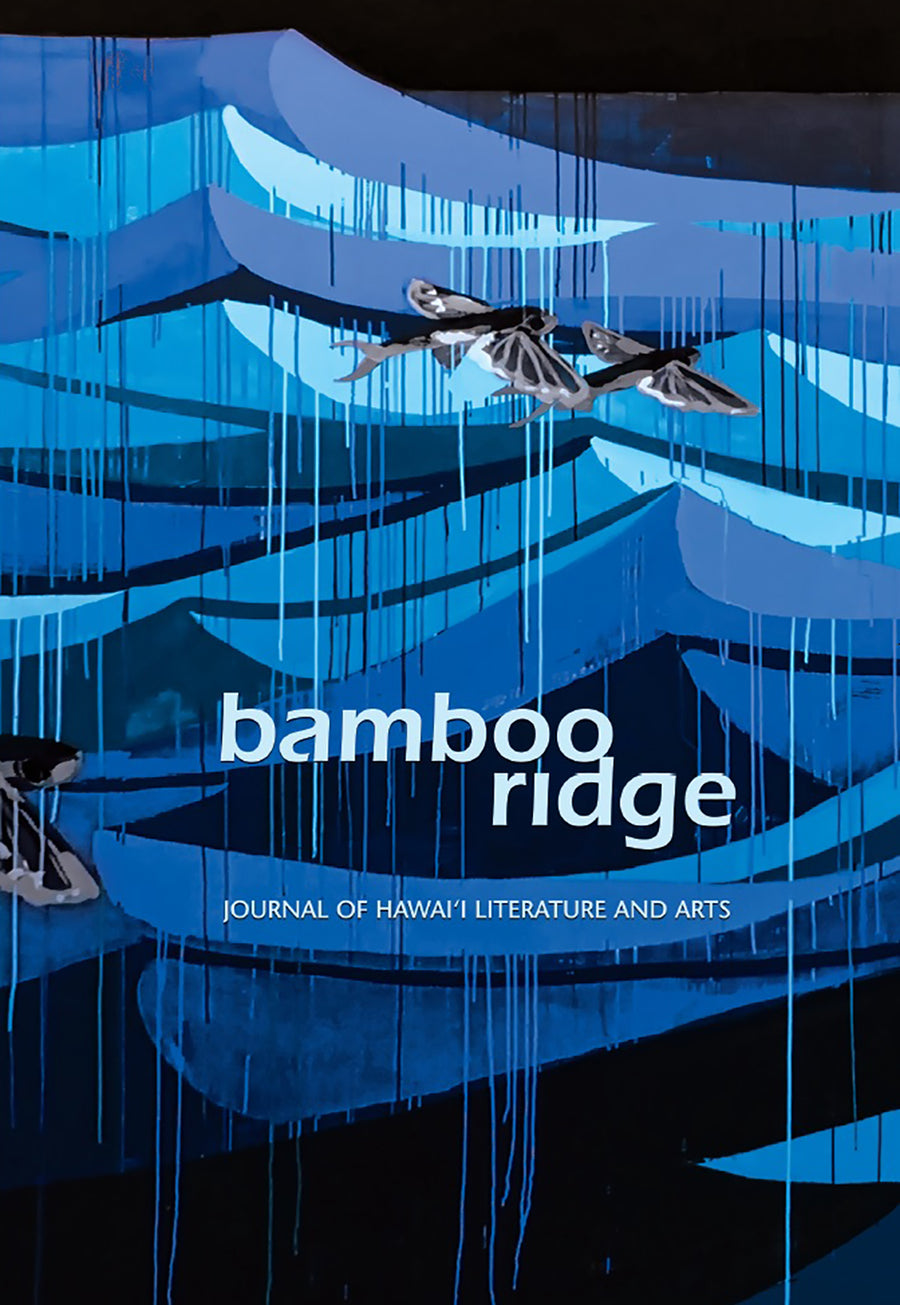 Bamboo Ridge Journal of Hawai'i Literature and Arts: Issue 115 (2019)