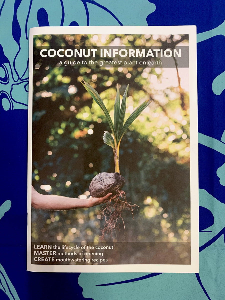 Coconut Information: A Guide to the Greatest Plant on Earth