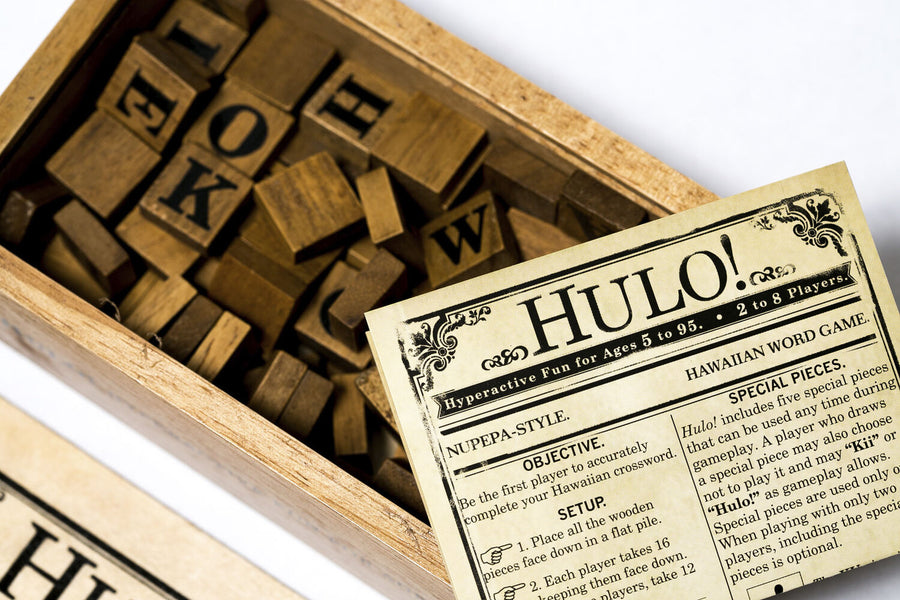 Hulo! Nupepa-Style Fun for Ages 5 to 95
