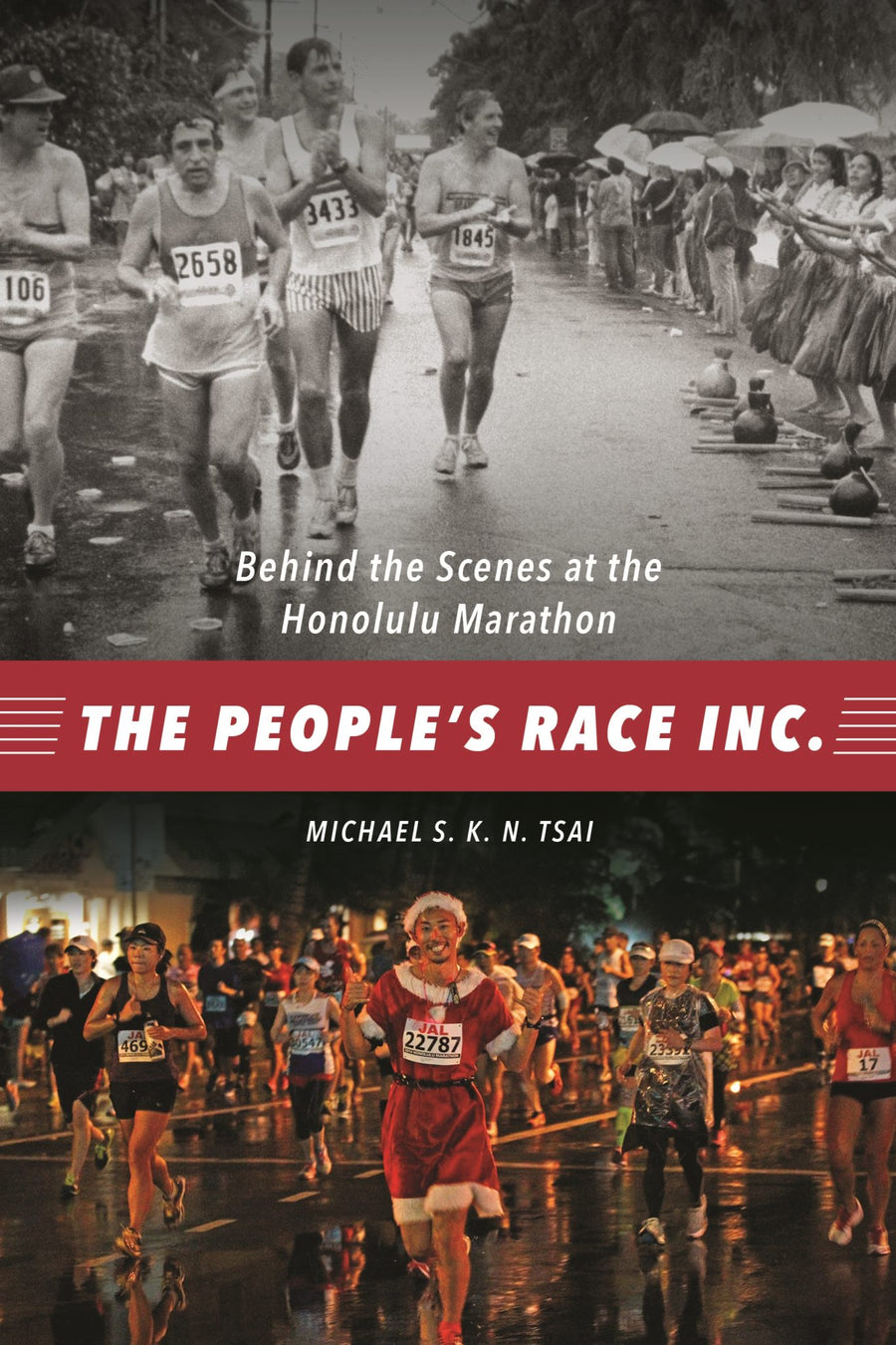 People's Race Inc.: Behind the Scenes at the Honolulu Marathon, The