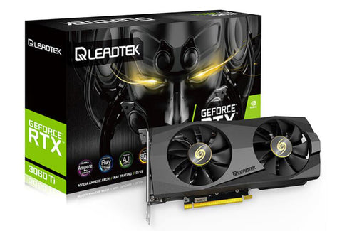 Leadtek GeForce RTX 3060 Ti HURRICANE
