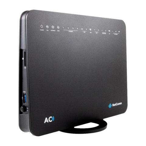 NetComm NL1901ACV Enhanced Hybrid 4G Failover LTE Gateway Modem