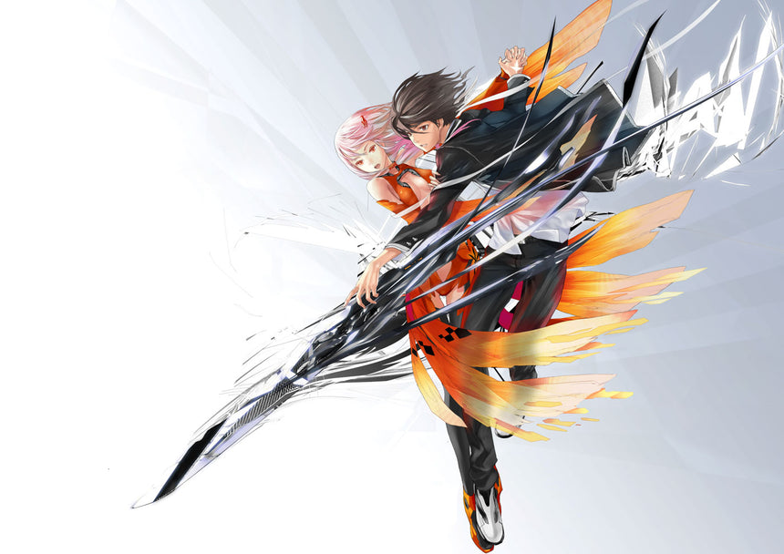 GUILTY CROWN #001