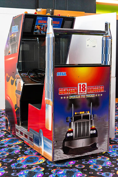Sega - Eighteen Wheeler