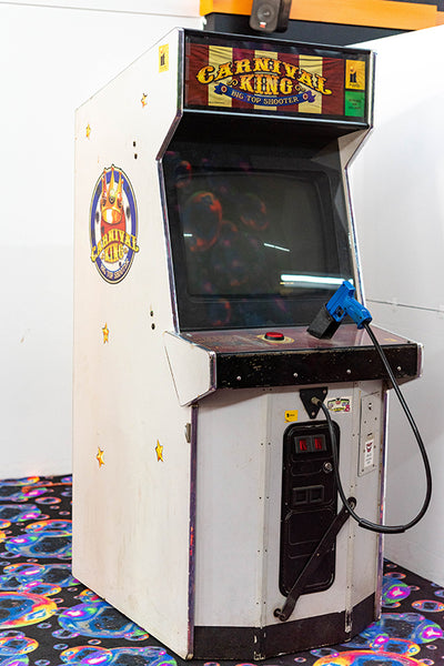 """Carnival King"" Arcade Shooter Game"