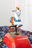 Children's Arcade Coin-Operated Horse