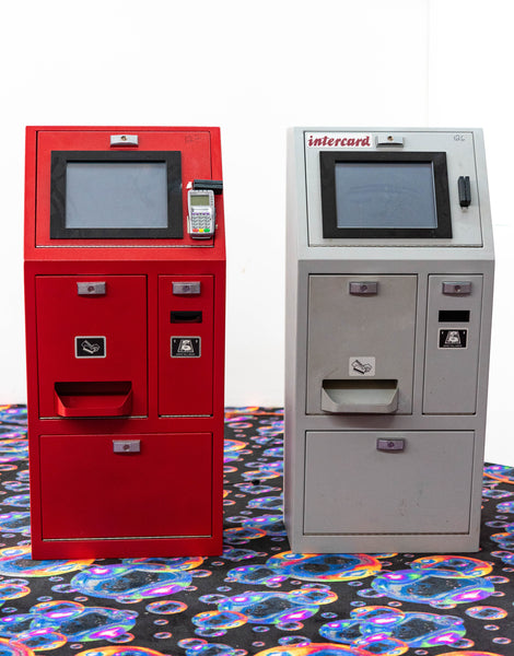 Intercard Charge/Recharge Machines (2)